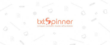 txtSpinner is now live